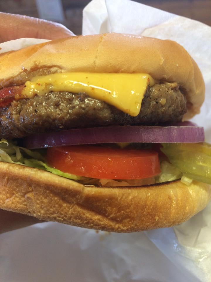 Cheeseburger.... MMMM