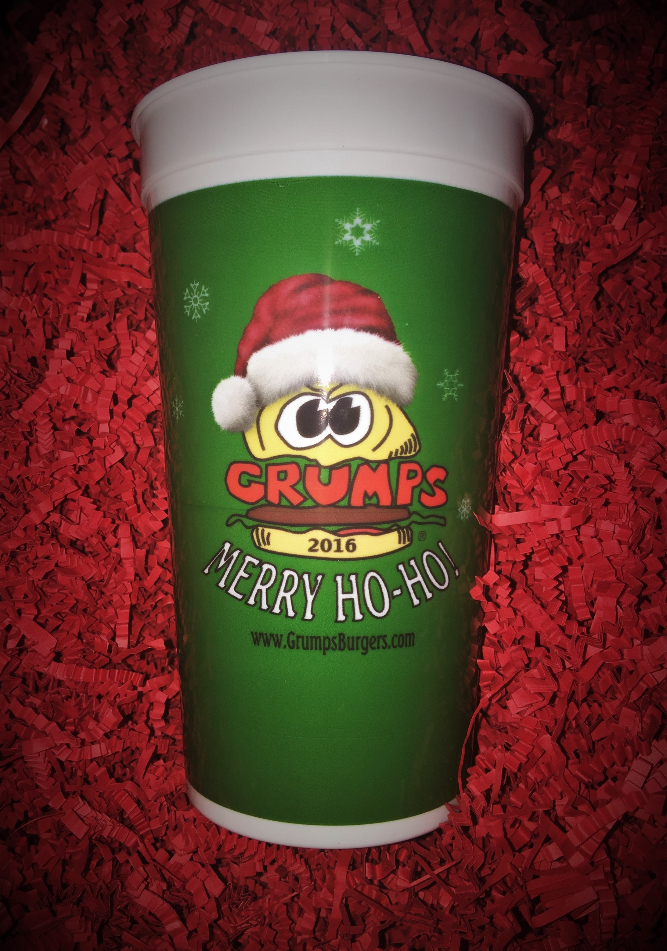 Merry Ho-Ho Limited Edition Cups