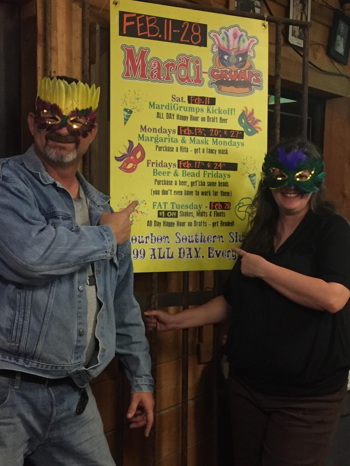 Margarita & Mask Monday!