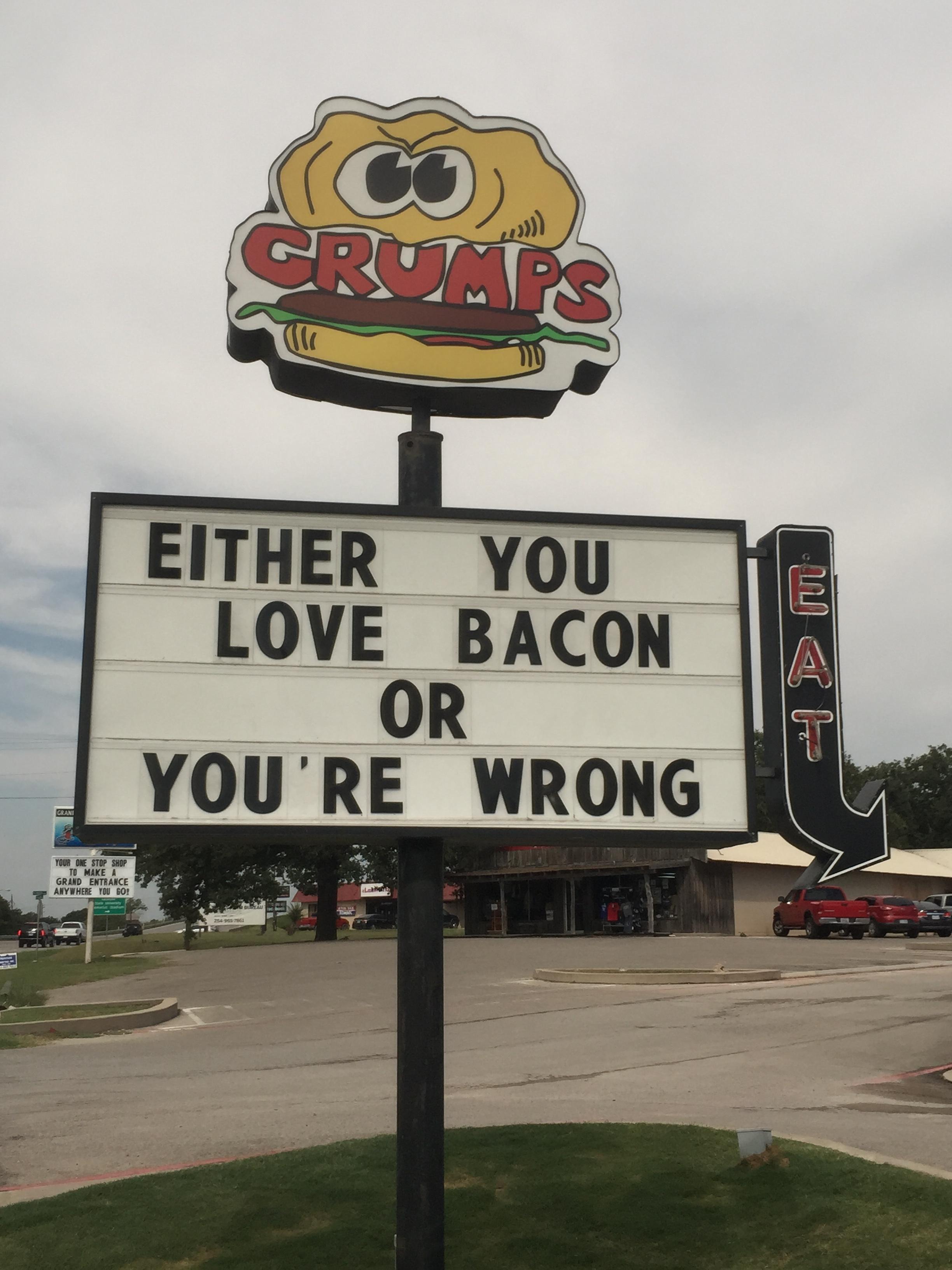Do YOU love bacon