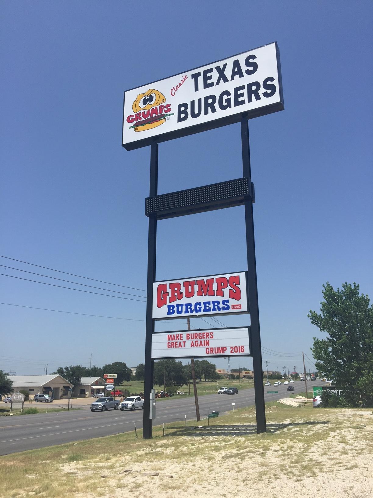 Angry Burger for Prez!