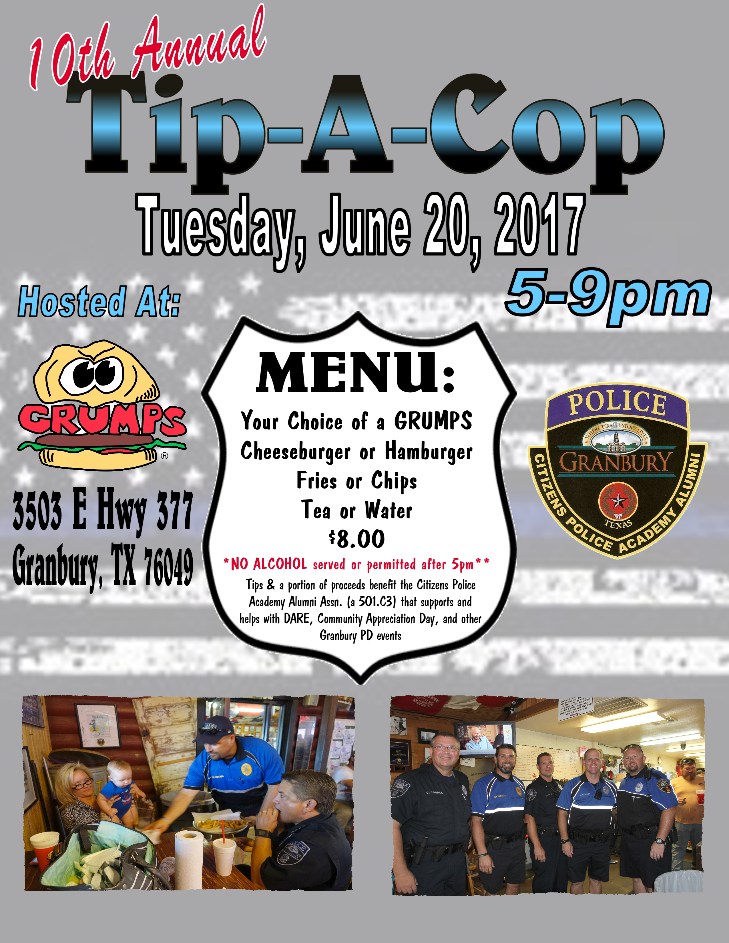 Tip A Cop 2017