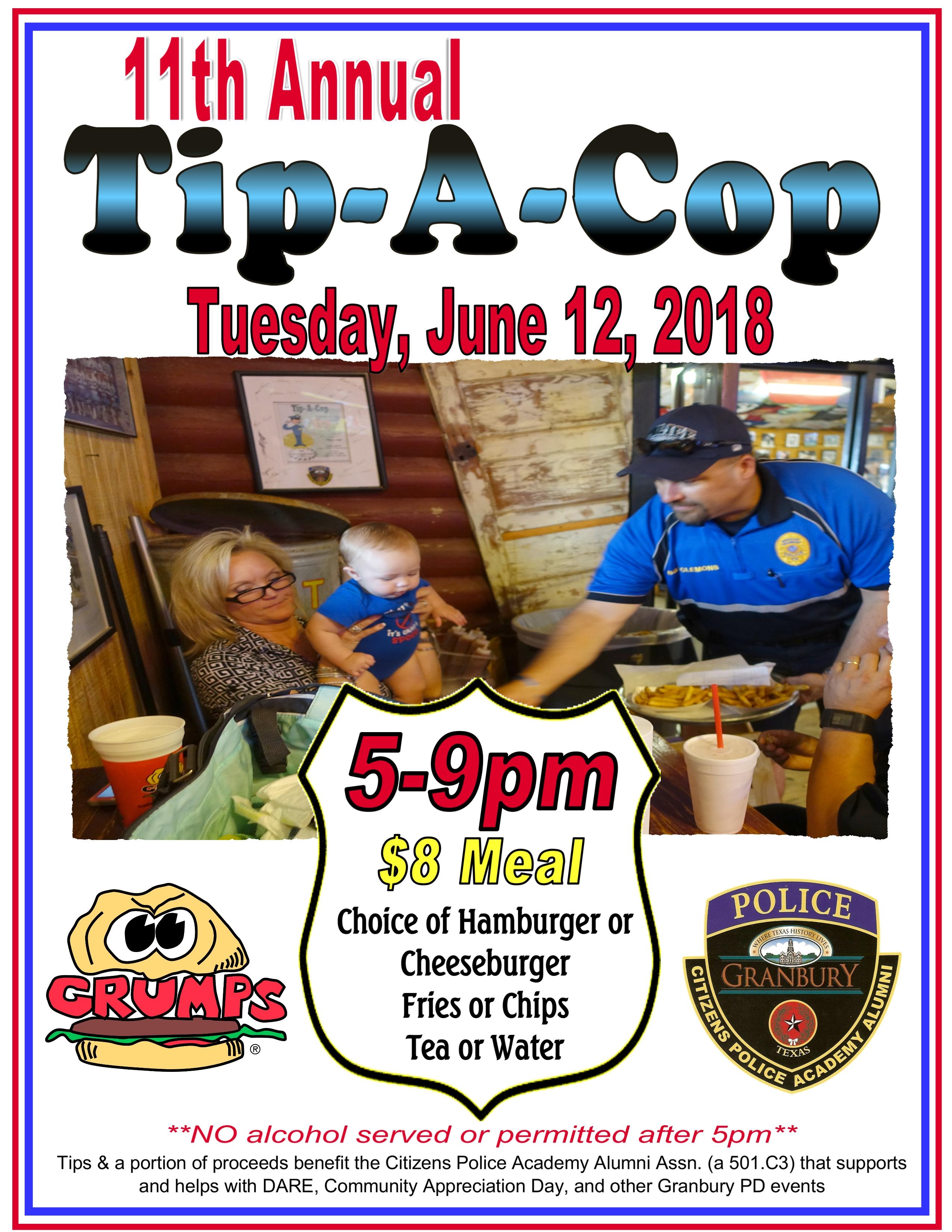 Tip A Cop 2018
