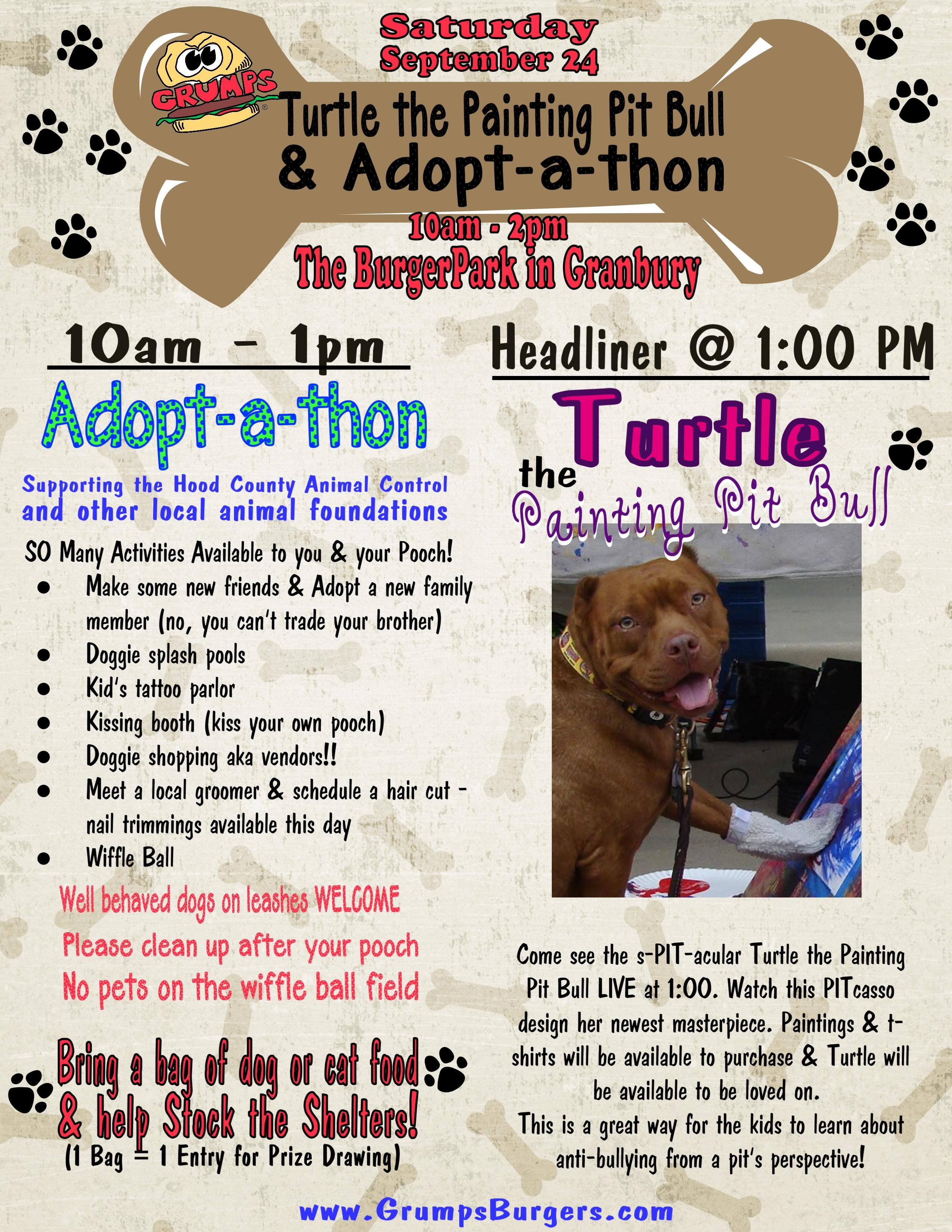 Adopt-a-thon 2016