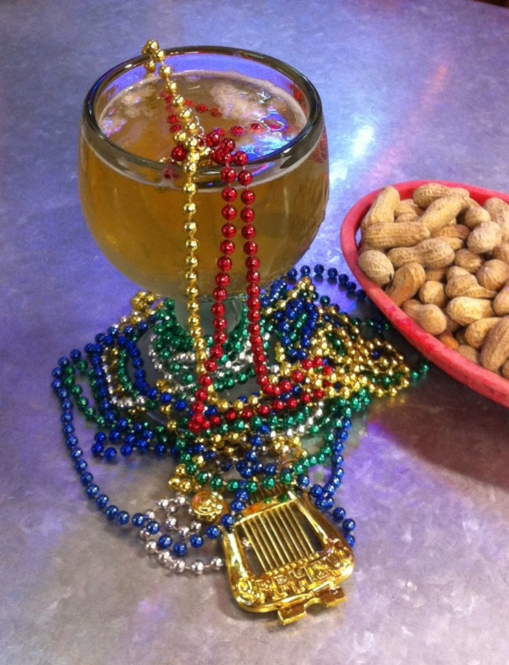 Beer & Beads - Mardi-Grumps!