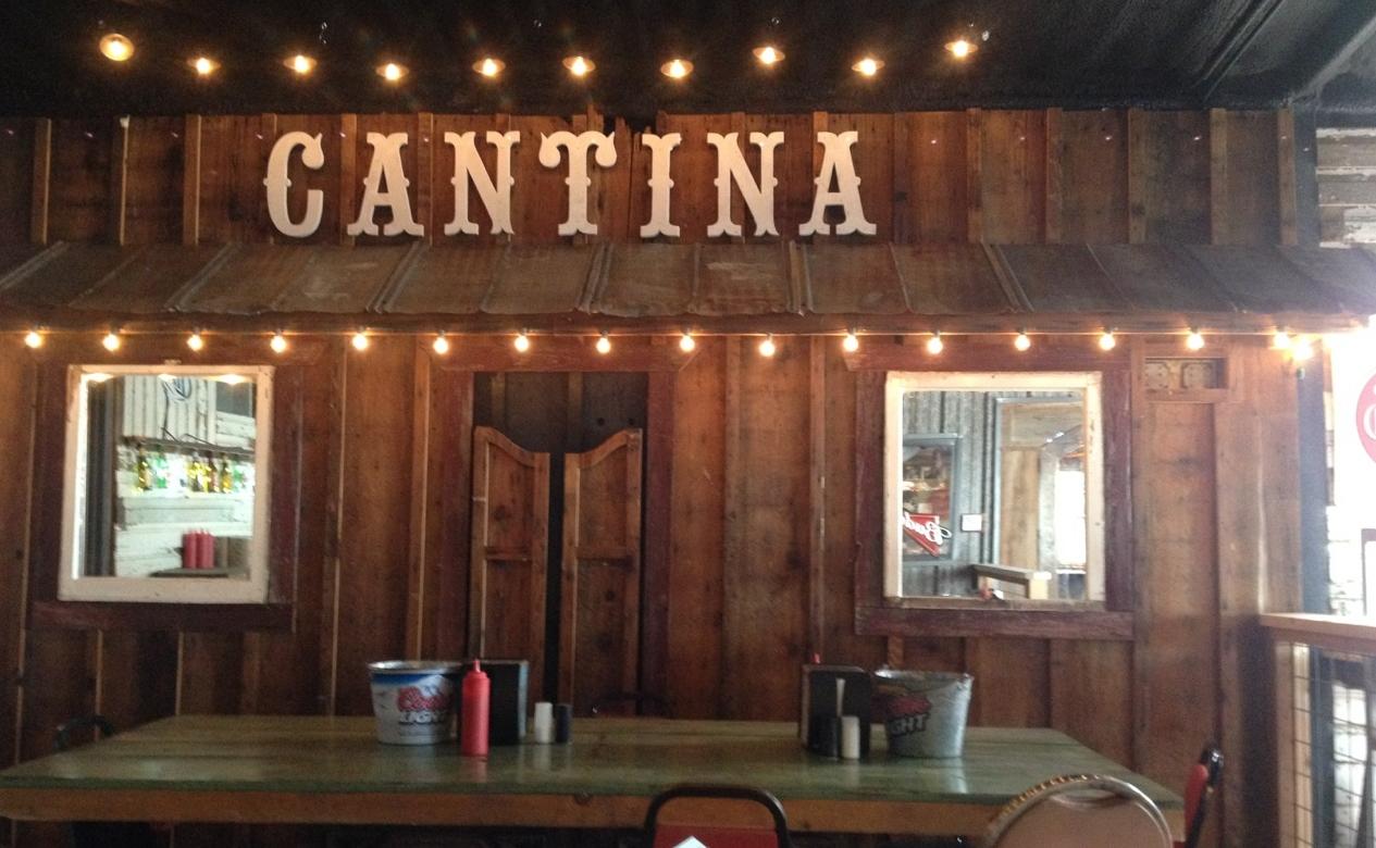 New Cantina