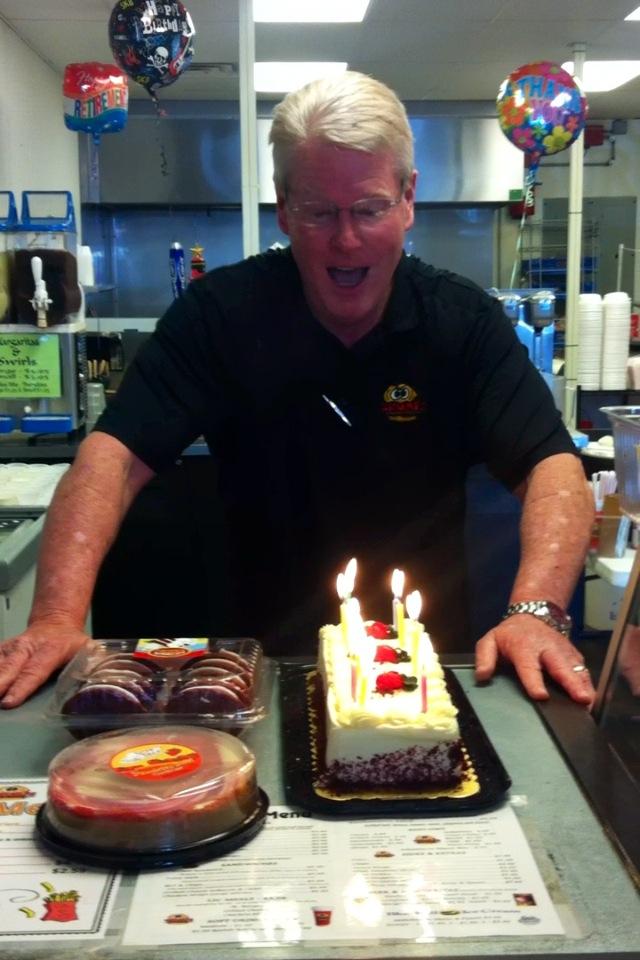 Birthdays at better at Grumps