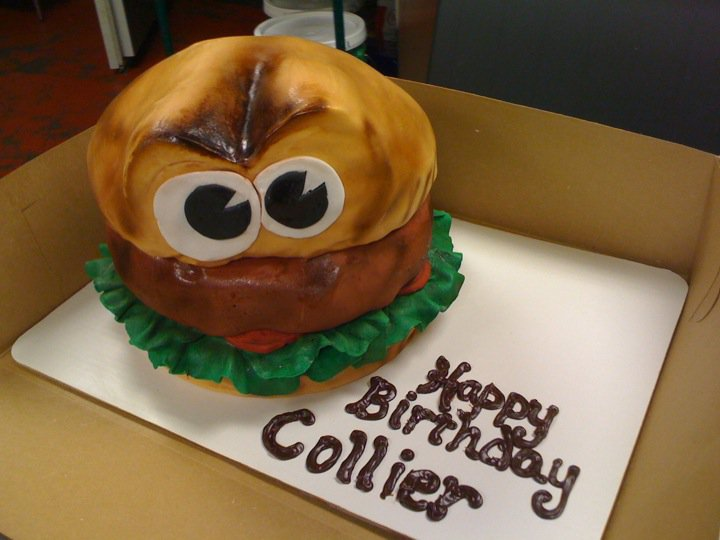 Happy Birthday Collier
