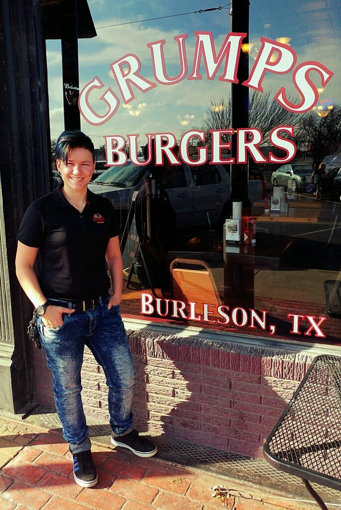 Best Waitress in Burleson