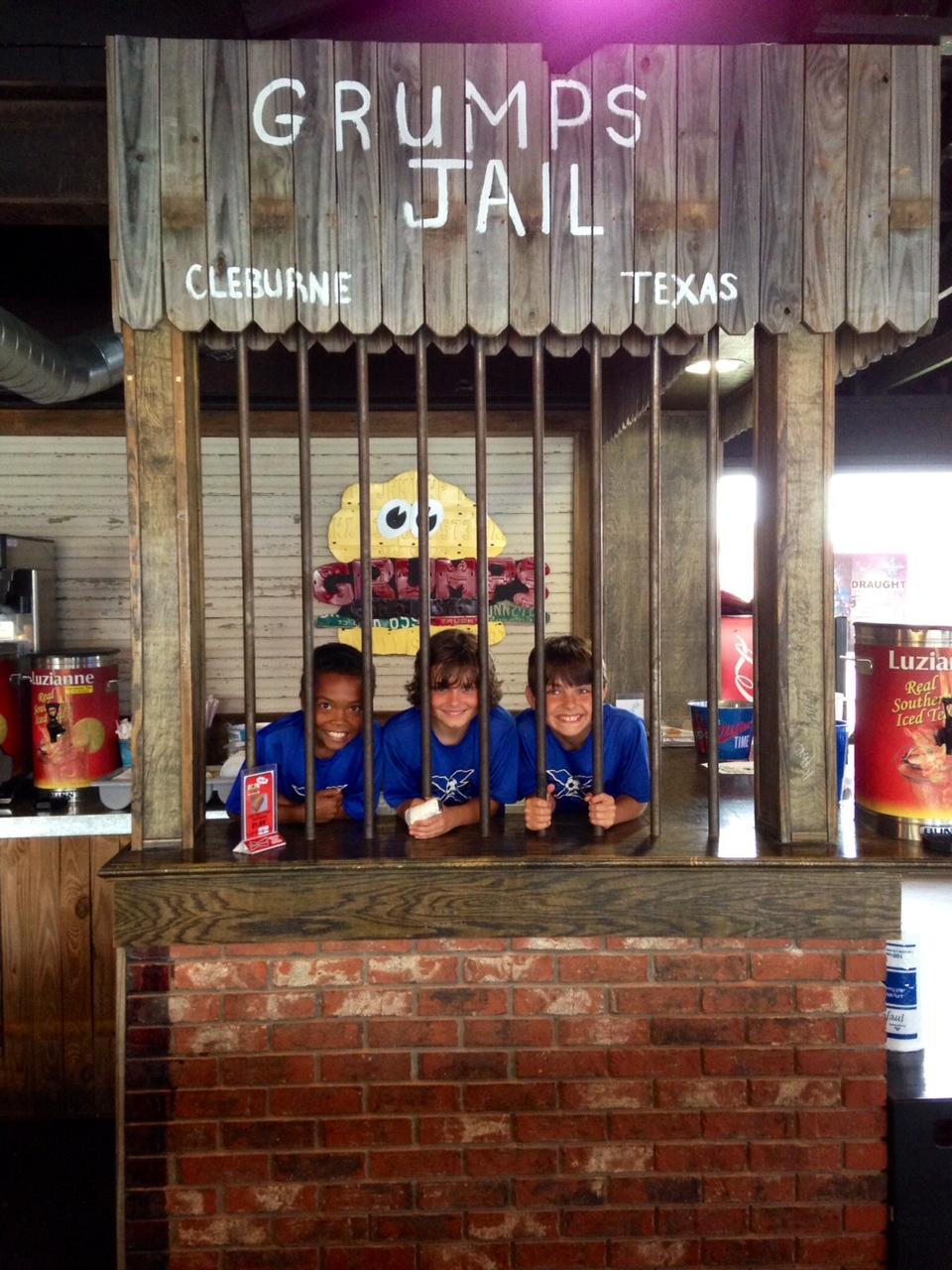 Grumps Jail