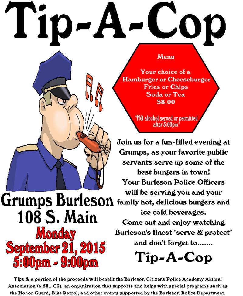 Tip A Cop 2015